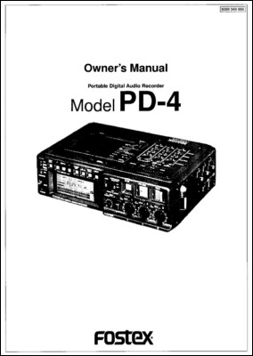 User Manual: PD-4.PDF