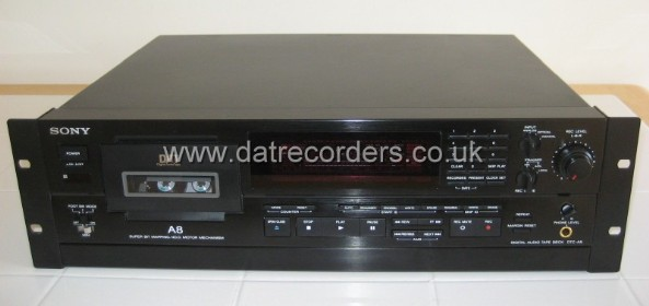 Sony DTC-A8 DAT Recorder