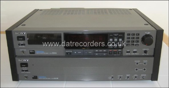 Sony PCM-2500 Professional DAT Recorder