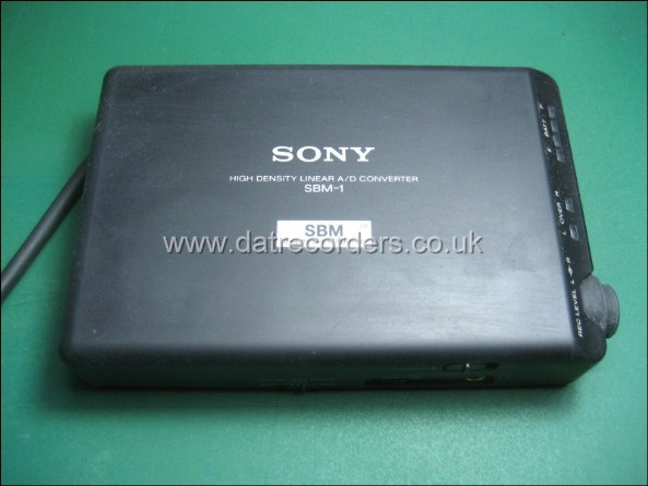 Sony SBM-1 Super Bit Mapping Adaptor